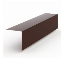 Угол стеновой наружный простой