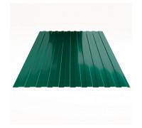 Профнастил МП-20 R (зеленый мох)